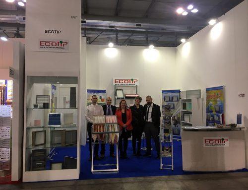 Promocija izdelkov na mednarodnem sejmu MCE Mostra Convegno Expocomfort Milano